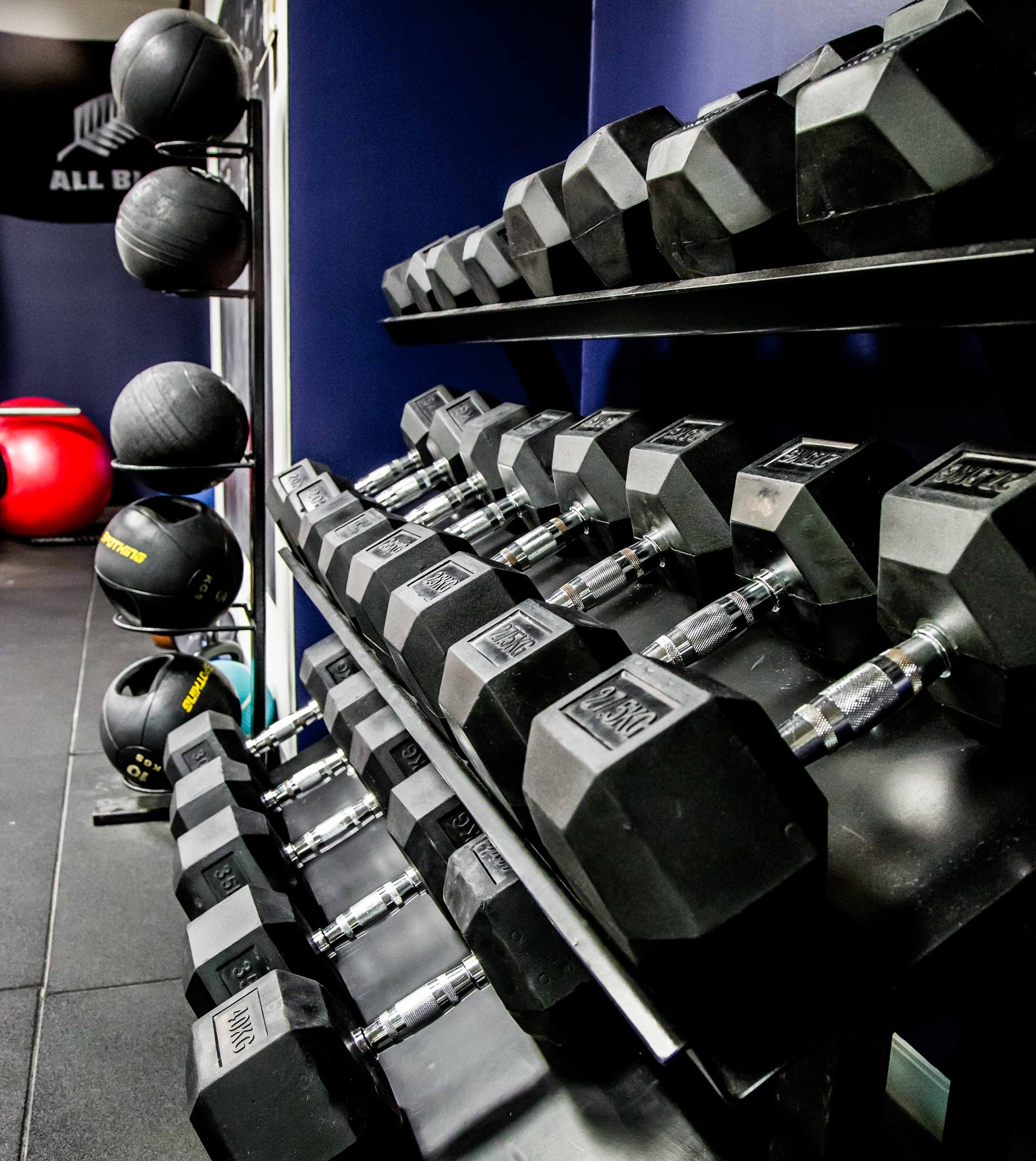 Blueprint health and fitness personal training studio brisbane gym malvernweather Choice Image